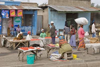 Arrival in Tanzania