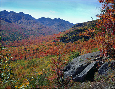 Adirondack Mountains Tom Bessette