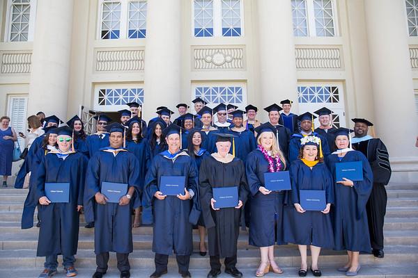 Webster University Graduation