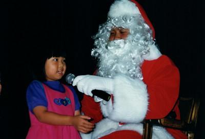 Hawaii Christmas popo church 1998