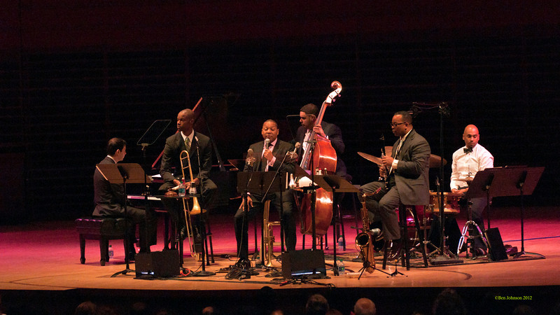 Wynton Marsalis - The Kimmel Center in Philadelphia 2012