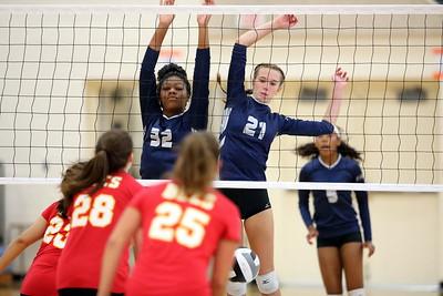 20200929 JV Volleyball - Brecksville v Twinsburg