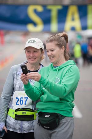 Start - 2014 Lansing Marathon