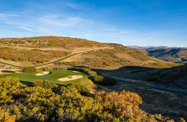 Tuhaye Golf Club - October 2020 Golf Photography