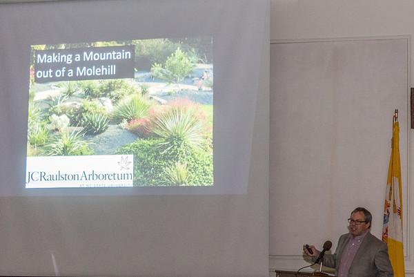 2017 March - Mark Weathington - Mtn from Molehill