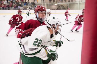 12/2/17: Boys' Varsity Hockey v Berkshire