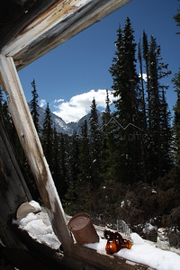 Mining Ruins near Huron Peak, CO