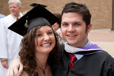 Kyle and Josh graduation May09