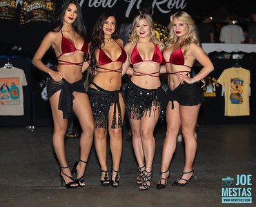 Ring Girls and misc