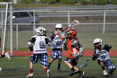 Sweet Laxin - 2011 4th Grade Champions