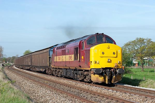 22nd April 2009: East Lancashire