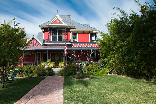 Buck Cedar Home