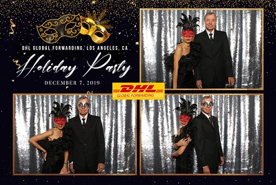 DHL Holiday Party
