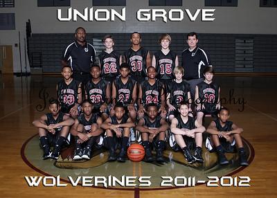 UGMS BB T&I 2011-2012
