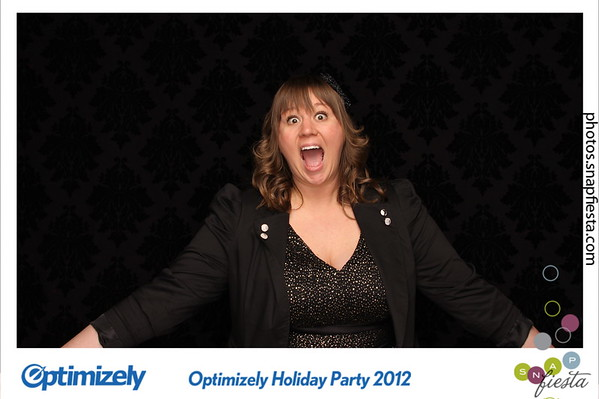 Optimizely @ Temple 12.14.12