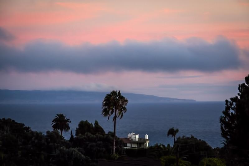 October 16 - Sunset before impending rain.jpg