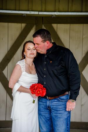 Dana & John Edgeman {12-19-20} Wedding