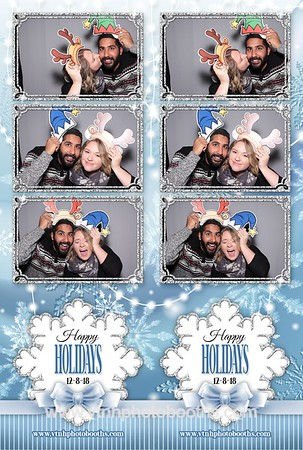 Photo Strips - 12/8/18 - Dartmouth QBS Holiday Party