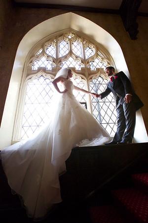 Donna and Simon Brace Wedding
