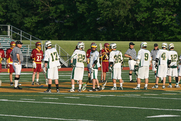 2008 Boys Lacrosse Ithaca at Vestal STAC finals