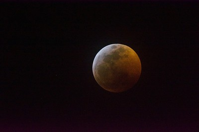 2019 Full Moon and eclipse