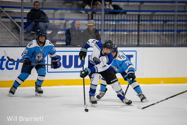 Ice Hockey: Francis Howell vs Duchesne