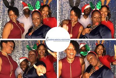 2018-12-18 Queens Medical Associates (Photobooth)