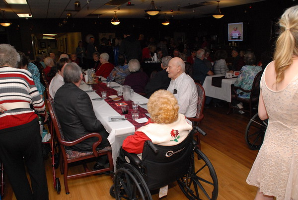 Vinton Lutheran Home Holiday Dinner