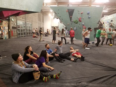 Seattle Bouldering Project 20Oct17