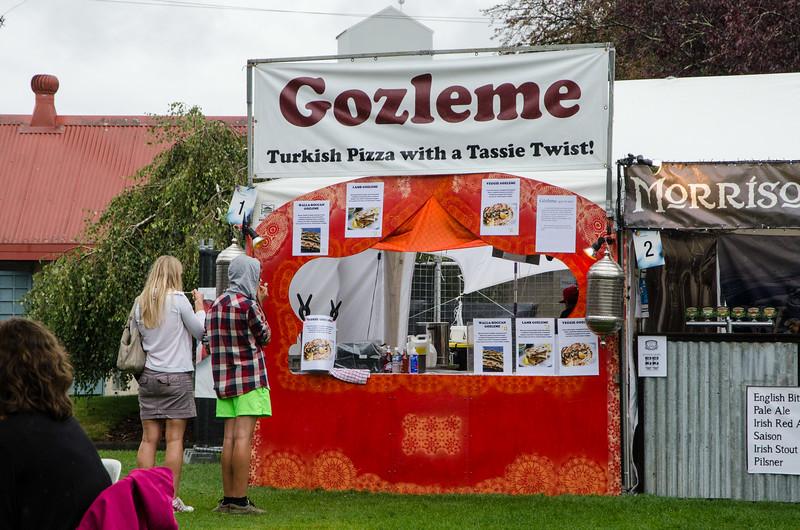 Gozleme Girl