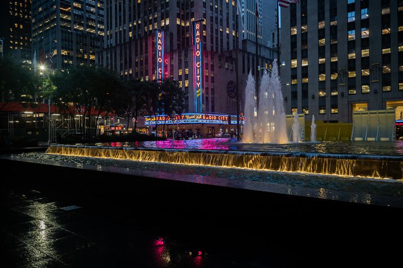 1251 Fountains and Radio City