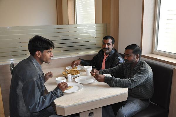 2009-11-24 India 05 Haldwani, Streets