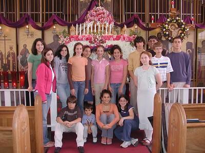 Community Life - Holy Friday - April 29, 2005