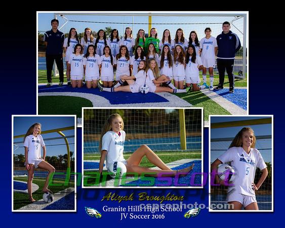 GHHS Soccer 2016