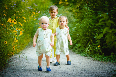 Giedre & Deividas Family Summer 2019