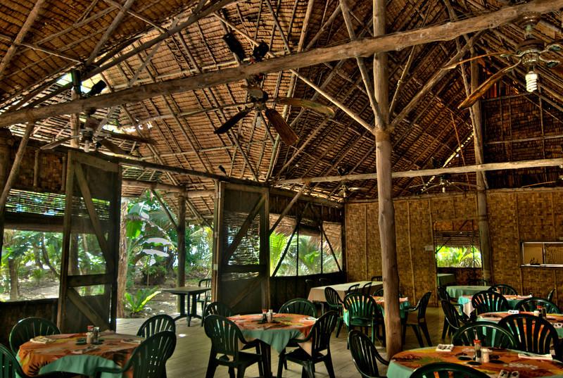 Restaurant Kosrae Village Inn - Kosrae, FSM