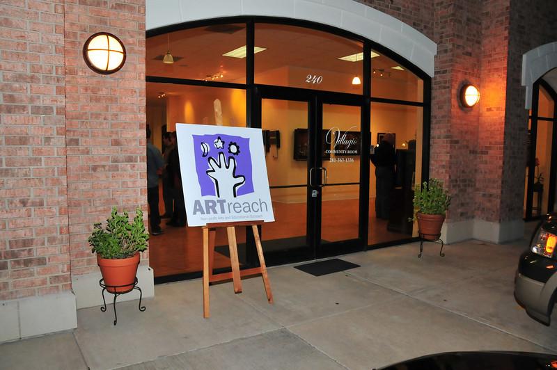 "2010 - ARTreach Exhibition ""Folasayo"""