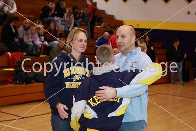 2009-12-17 JFK Wrestling vs Eagan (Parent Night)