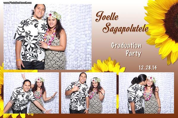 Joelle's Graduation