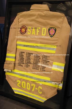 SAFD Academy Graduation 2007-C;  March 19, 2008