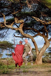 The Day I jumped Higher than a Masai Warrior