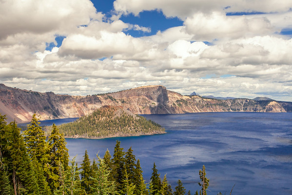 Crater Lake National Park-August 2013