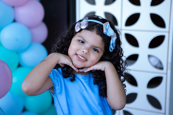 Aniversário 4 anos Valentina - LOL