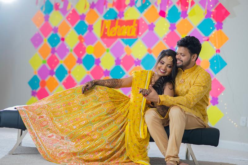 Akhila Vijay Mehendi