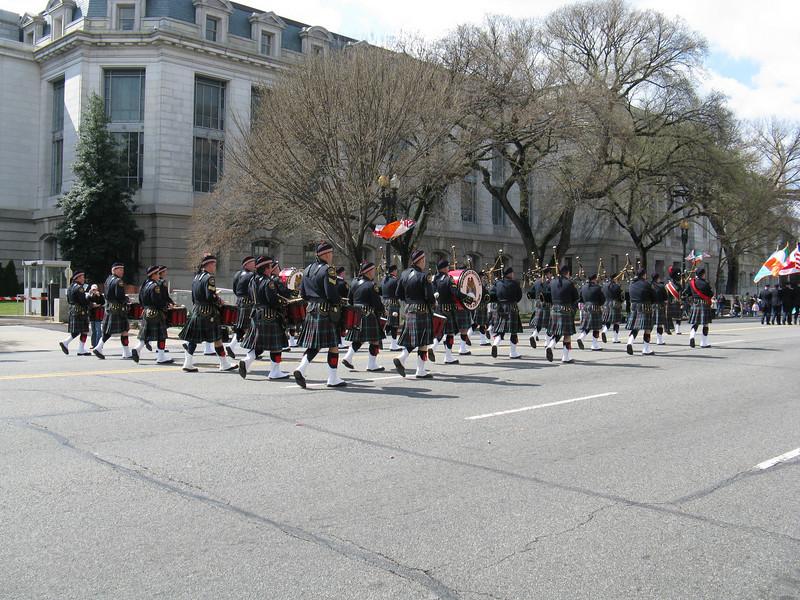 Savannah & DC Parade (March 2008) 350
