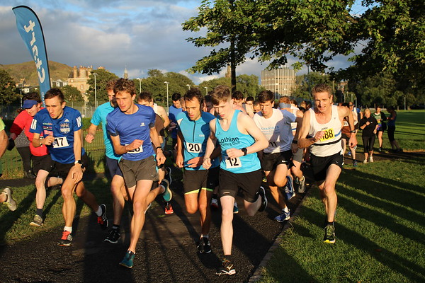 Sri Chinmoy Races 5k Wednesday 4 September 2019
