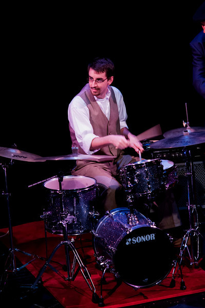 Miles & Coltrane: Blue (.) - On The Road To Edinburgh Indiegogo Campaign 6-1-13 by Jon Strayhorn