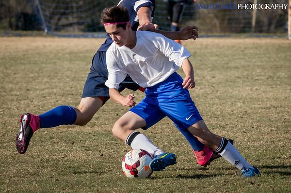 Seton Soccer 2015