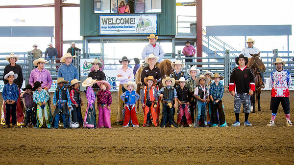 2017 Norco Horseweek - Junior Bull Riding