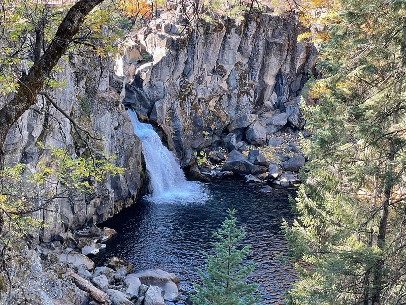 Upper McCloud River Falls